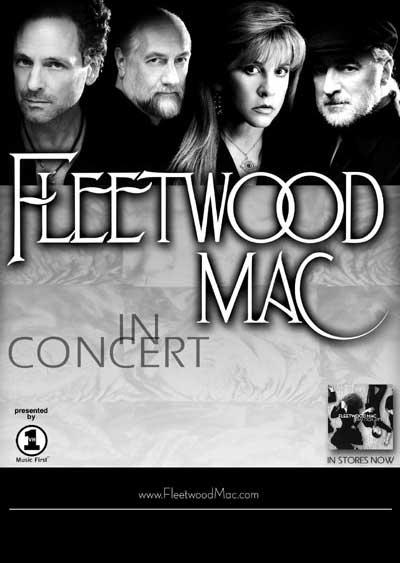 Fleetwood Mac Tour Ft Lauderdale