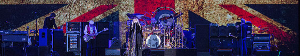 Fleetwood Mac articles from the UK and around the world…
